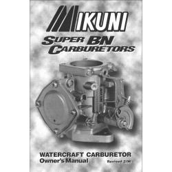Tech Tip - Mikuni SBN Manual